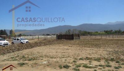 Parcela ubicada en Los Queltehues, sector Las Cruces Olmue
